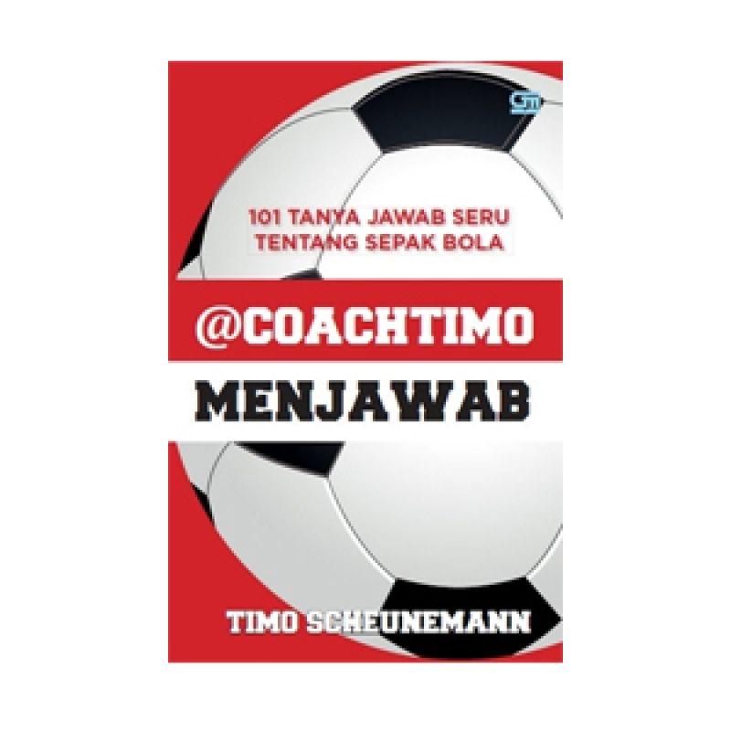 Grazera @Coachtimo Menjawab by Timo Scheunemann Buku Hobi