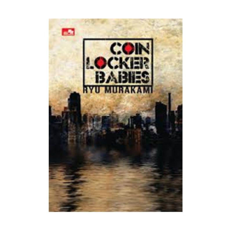 Grazera Coin Locker Babies by Ryu Murakami Buku Fiksi