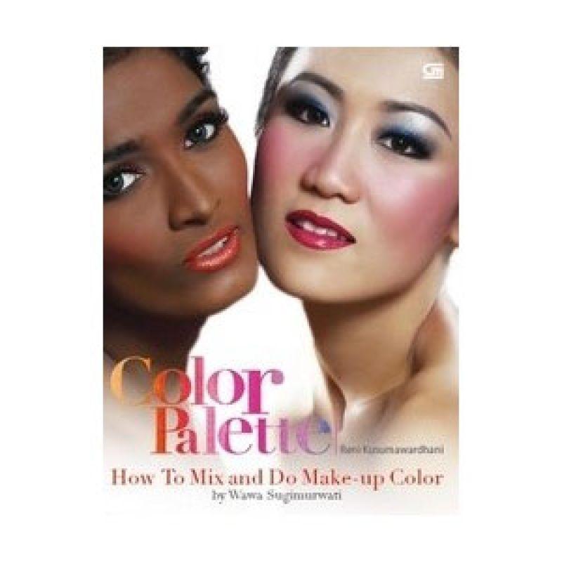 Grazera Color Palette by Reni Kusumawardhani Buku Hobi