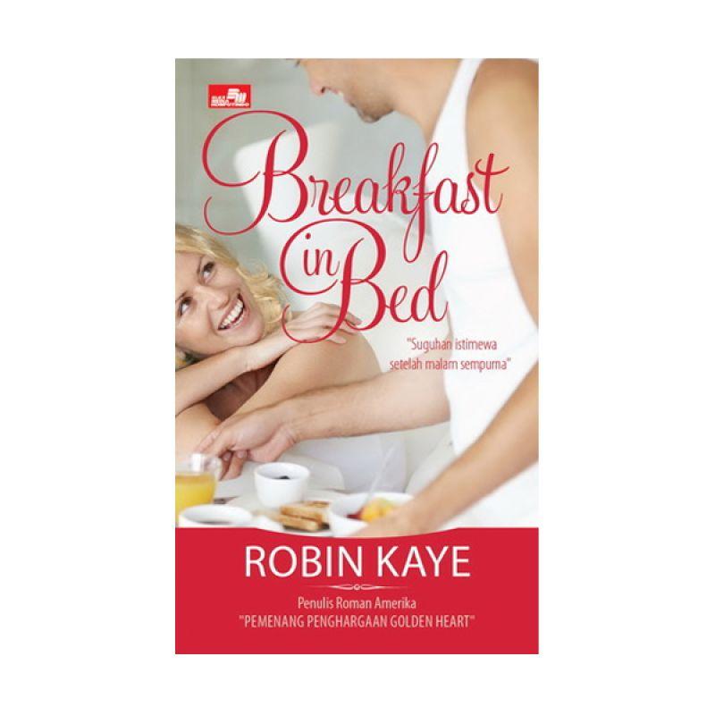 Grazera CR: Breakfast in Bed by Robin Kaye Buku Fiksi