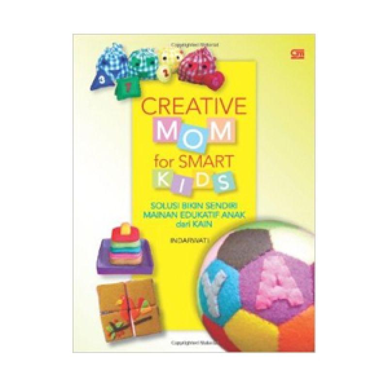 Grazera Creative Mom for Smart Kids by Indarwati Buku Hobi