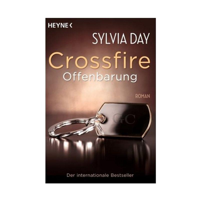 Grazera Crossfire 2 by Sylvia Day Buku Fiksi