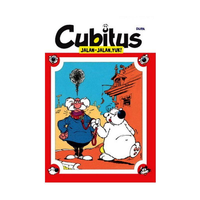 Grazera Cubitus Jalan-Jalan Yuk! By Dupa Buku Komik