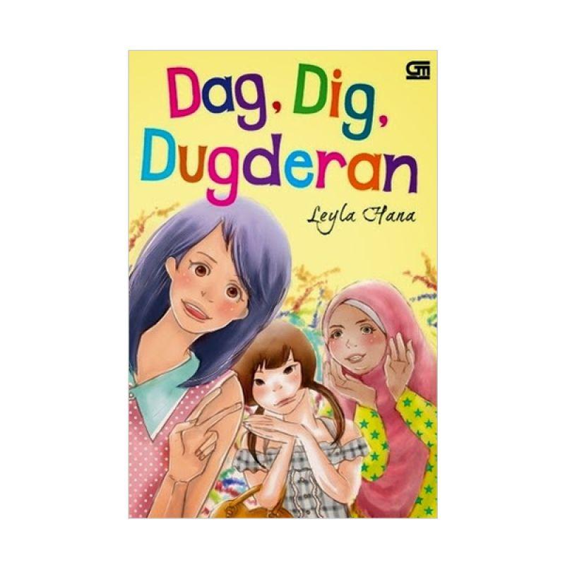 Grazera Dag, Dig, Dugderan by Leyla Hana Buku Fiksi