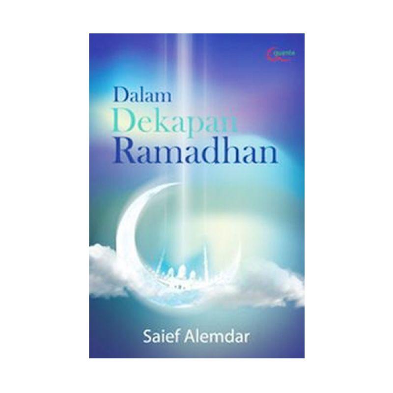 Grazera Dalam Dekapan Ramadhan oleh Saief Alemdar Buku Agama