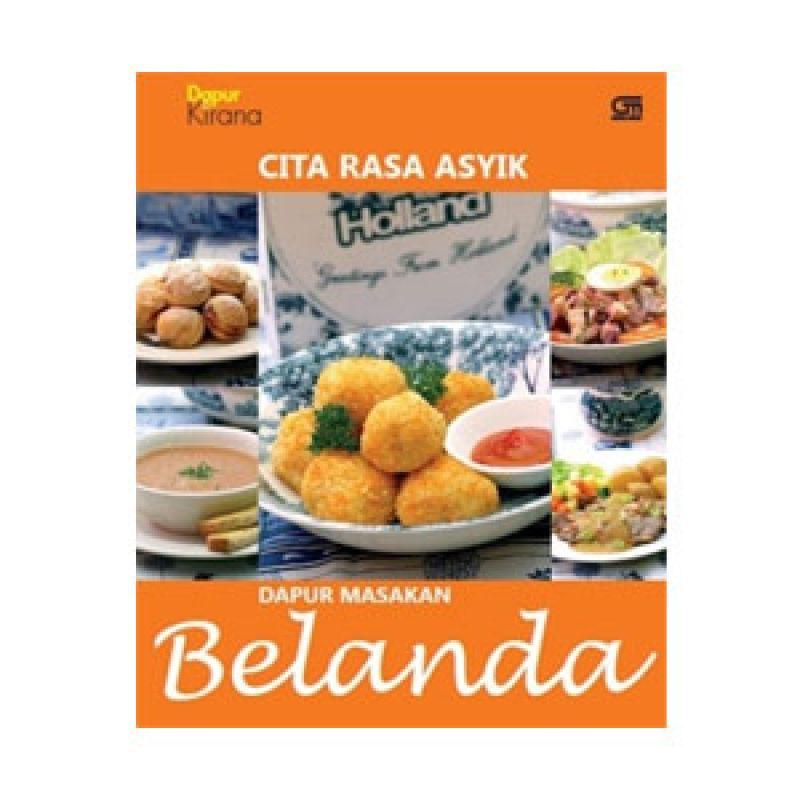 Grazera Dapur Masakan Belanda by Dapur Kirana Buku Resep Masakan