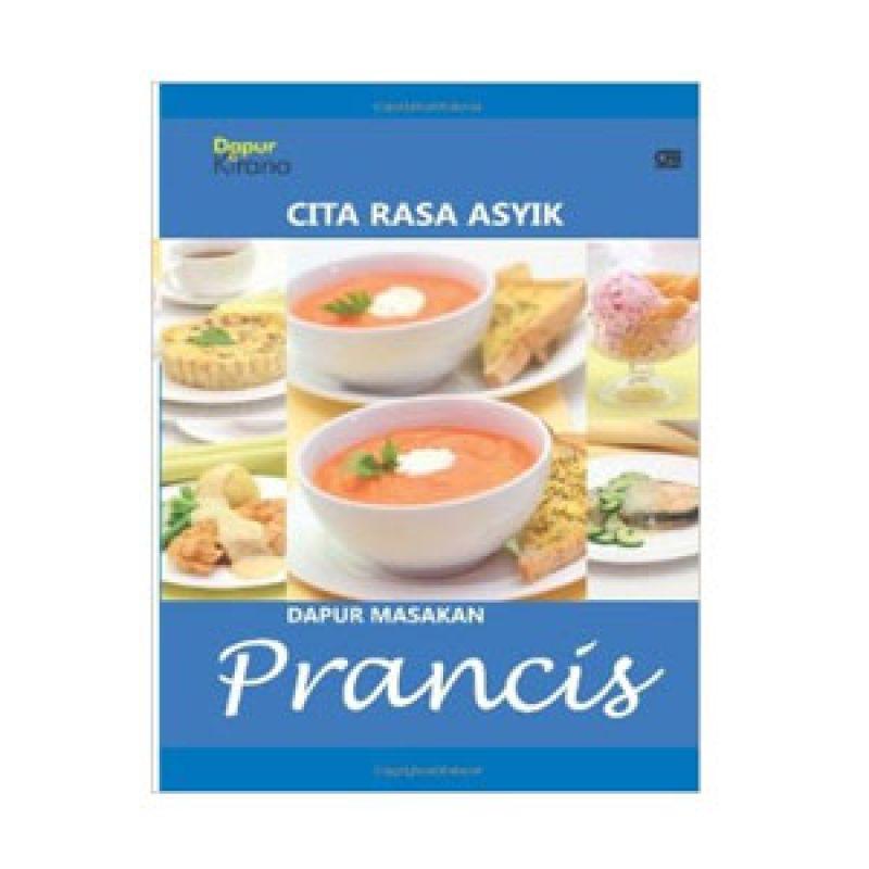 Grazera Dapur Masakan Prancis by Dapur Kirana Buku Resep Masakan