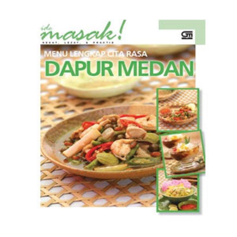 Grazera Dapur Medan by Ide Masak Buku Resep Masakan