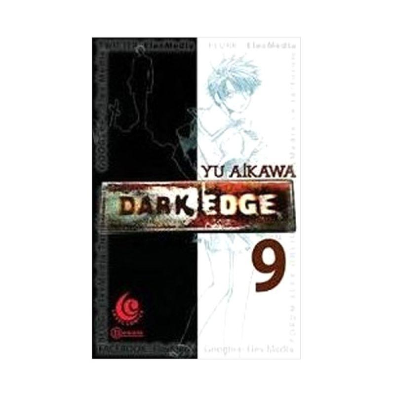 Grazera Dark Edge Vol 09 by Yu Aikawa Buku Komik