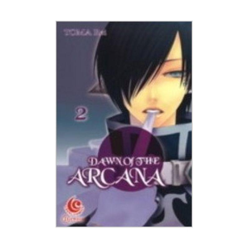 Grazera Dawn Of The Arcana Vol 10 by Toma Rei Buku Komik