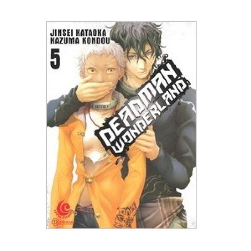 Grazera Deadman Wonderland Vol 05 by Jinsei Kataoka Buku Komik