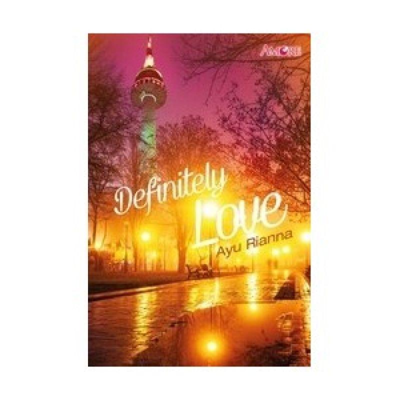 Grazera Definitely Love by Ayu Rianni Buku Fiksi