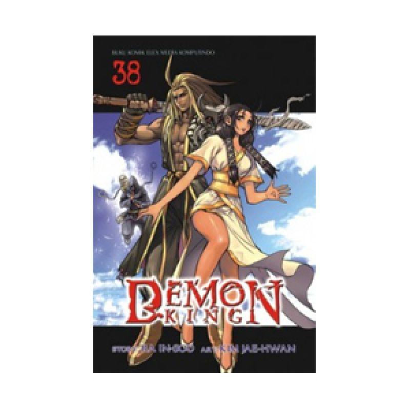 Grazera Demon King Vol 38 By Ra In Soo Buku Komik