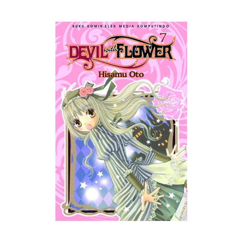 Grazera Devil with Flower Vol 07 by Hisamu Oto Buku Komik