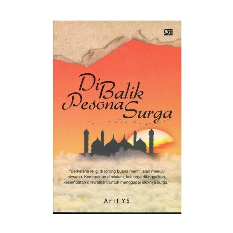 Grazera Di Balik Pesona Surga by Arif YS Buku Fiksi