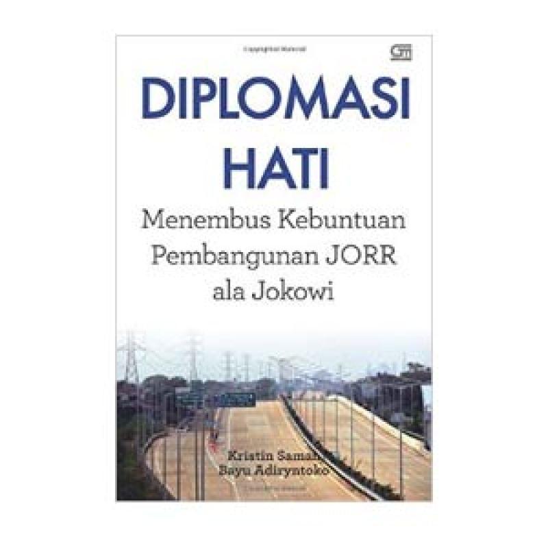 Grazera Diplomasi Hati by Kristin Samah Buku Managemen