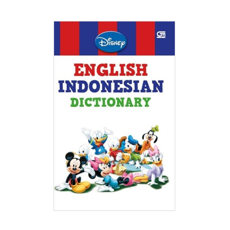 Grazera Disney English Indonesian Dictionary By Disney Buku Anak