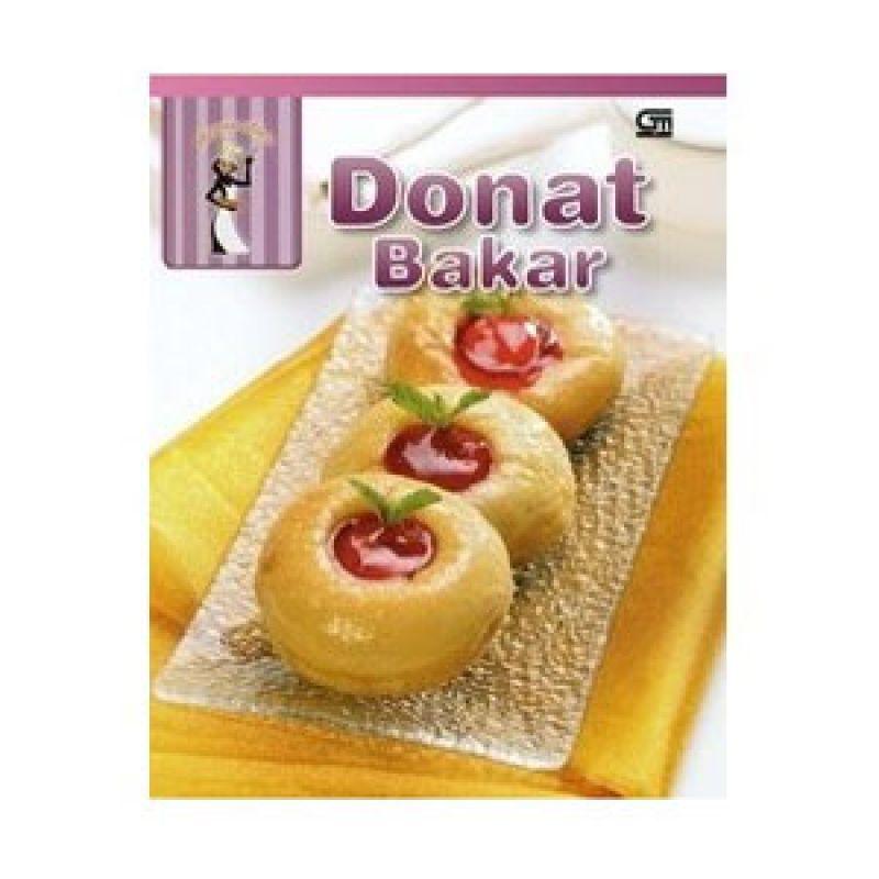 Grazera Donat Bakar by Dapur Aliza Buku Resep Makanan