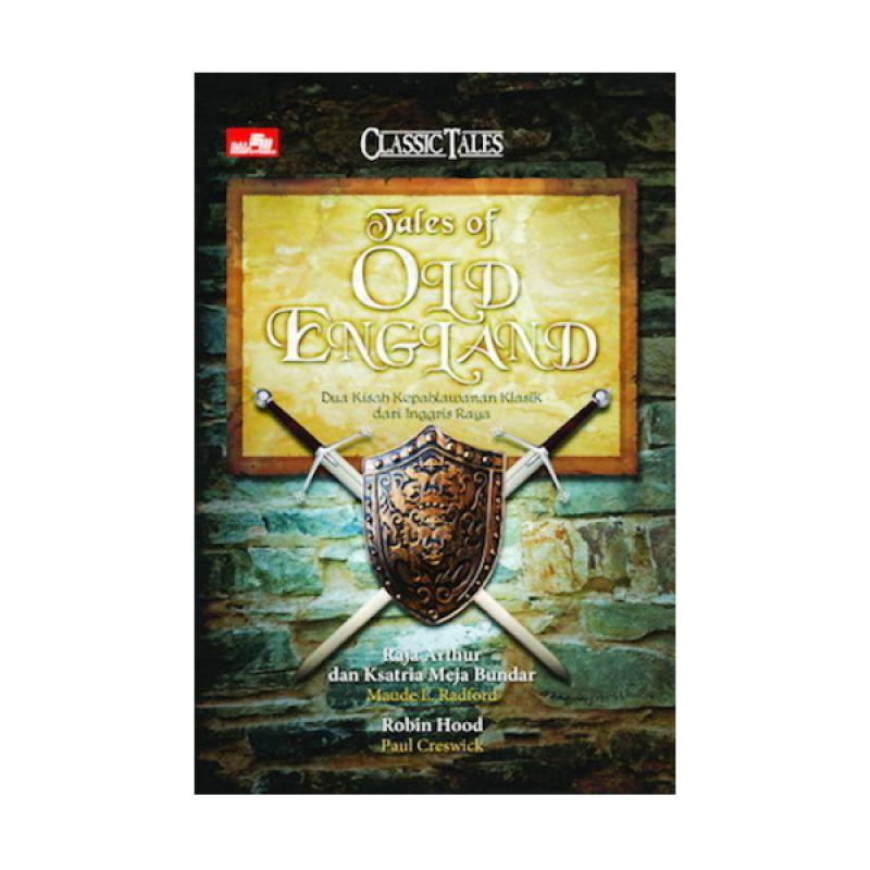 Grazera Dua Kisah Kepahlawanan Klasik dari Inggris Raya oleh Paul Creswick Buku Biografi