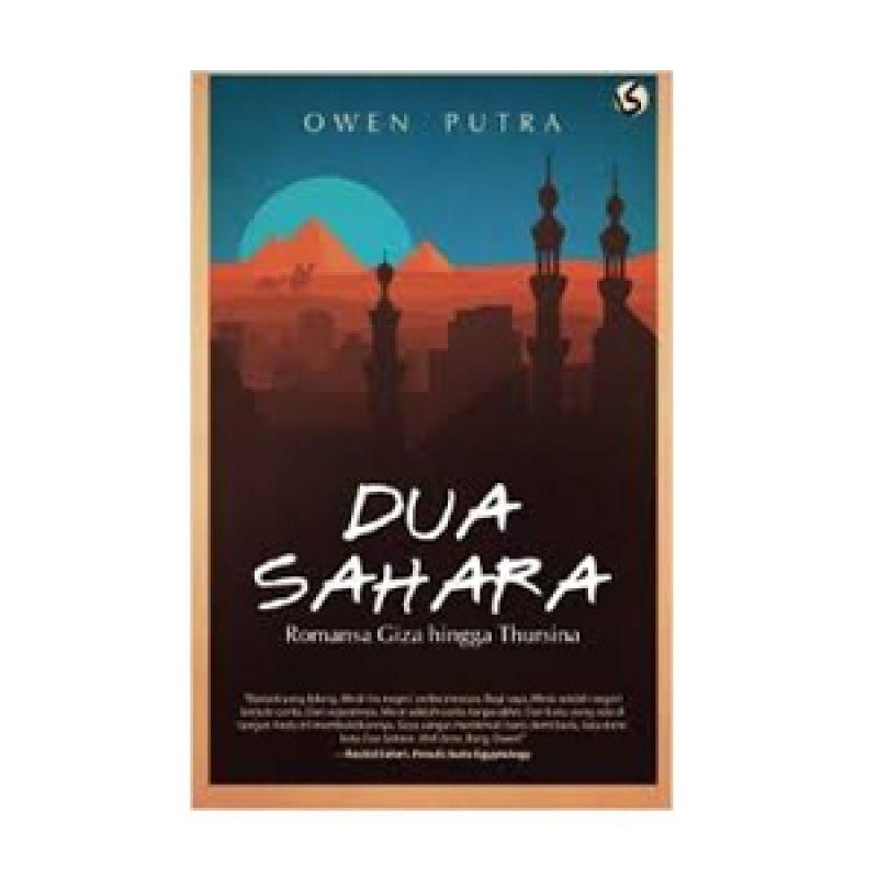 Grazera Dua Sahara by Owen Putra Buku Fiksi