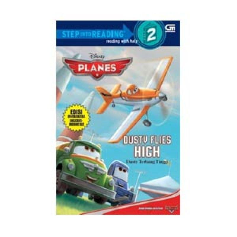 Grazera Dusty Terbang Tinggi by Disney Buku Fiksi