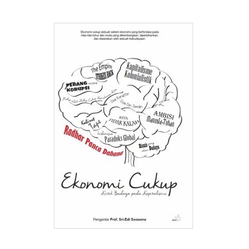 Grazera Ekonomi Cukup by Radhar Panca Dahana Buku Ekonomi dan Bisnis