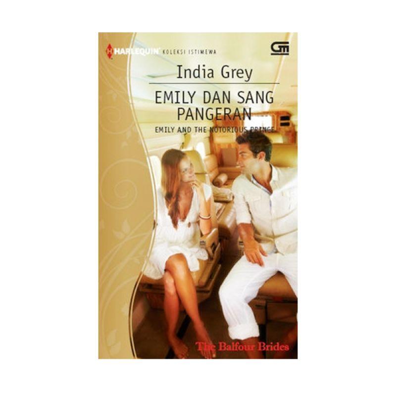 Grazera Emily dan Sang Pangeran by India Grey Buku Fiksi