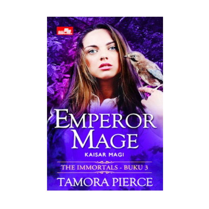 Grazera Emperor Mage by Tamora Pierce Buku Fiksi