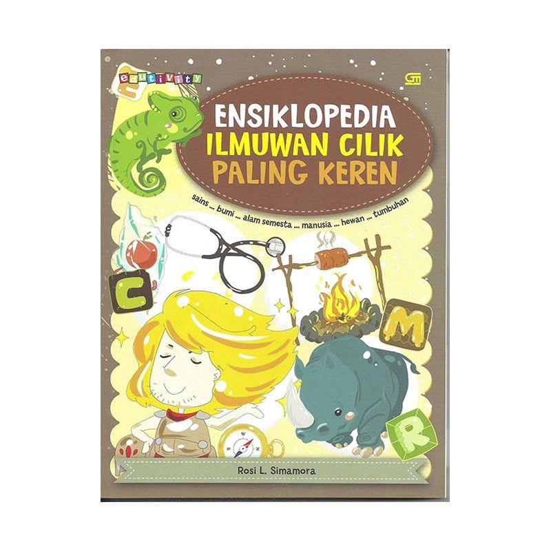 Grazera Ensiklopedia Ilmuwan Cilik by Rosi L. Simamora Buku Pengembangan Diri