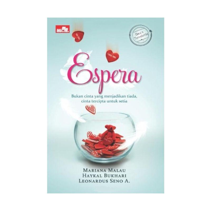 Grazera Espera by Mariana Malau, dkk. Buku Fiksi