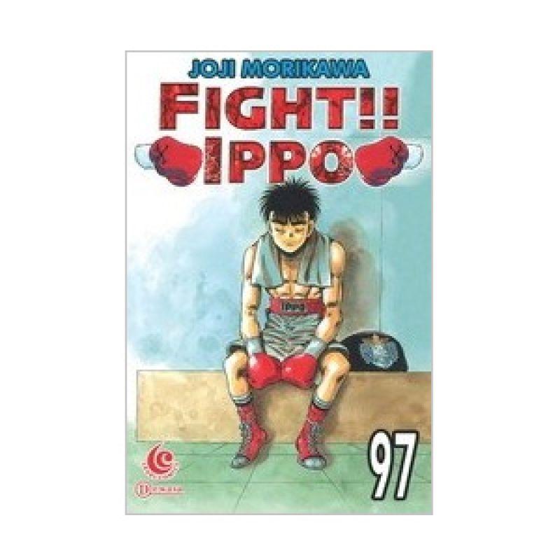 Grazera Fight Ippo Vol 97 by Joji Morikawa Buku Komik