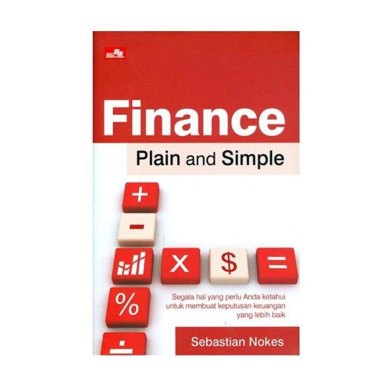 Grazera Finance Plain And Simple by Sebastian Nokes Buku Ekonomi & Bisnis