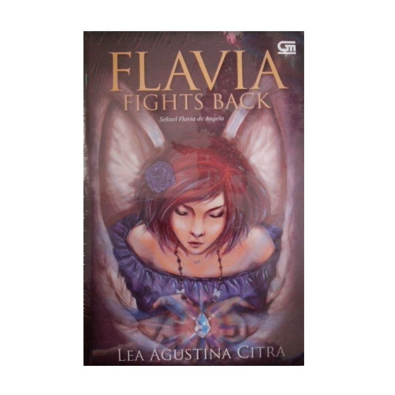 Grazera Flavia Fights Back by Lea Agustina Citra Buku Fiksi