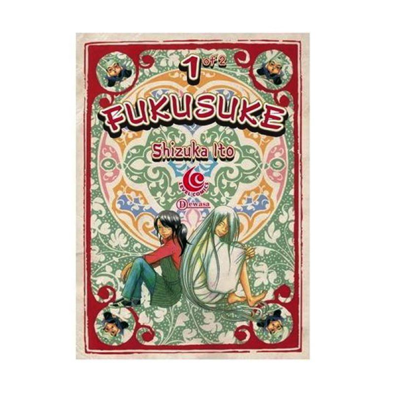 Grazera Fukusuke Vol 01 by Shizuka Ito Buku Komik