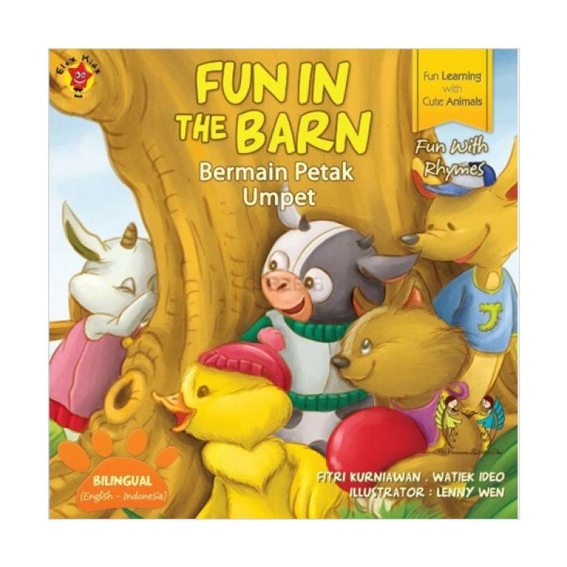 Grazera Fun Learning With Rhymes Fun In The Barn By Watiek Ideo Buku Anak