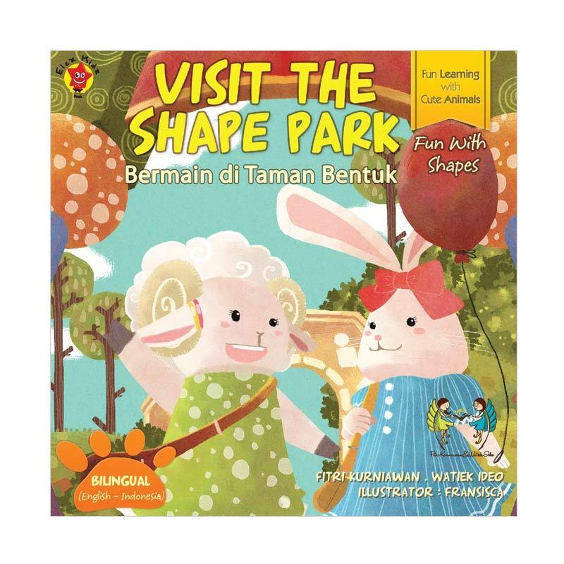 Grazera Fun Learning With Shapes Visit In Shape Park By Watiek Ideo Buku Anak