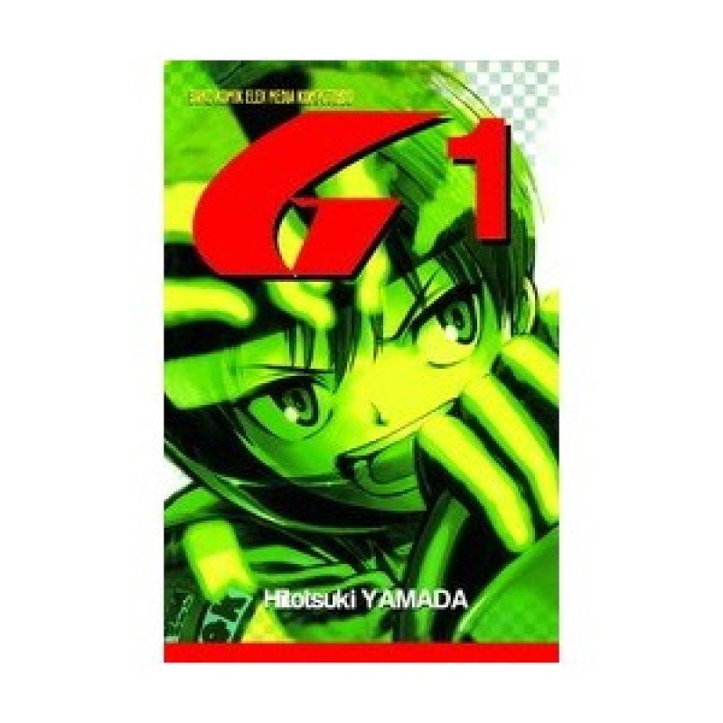 Grazera G1 by Hitotsuki Yamada Buku Komik