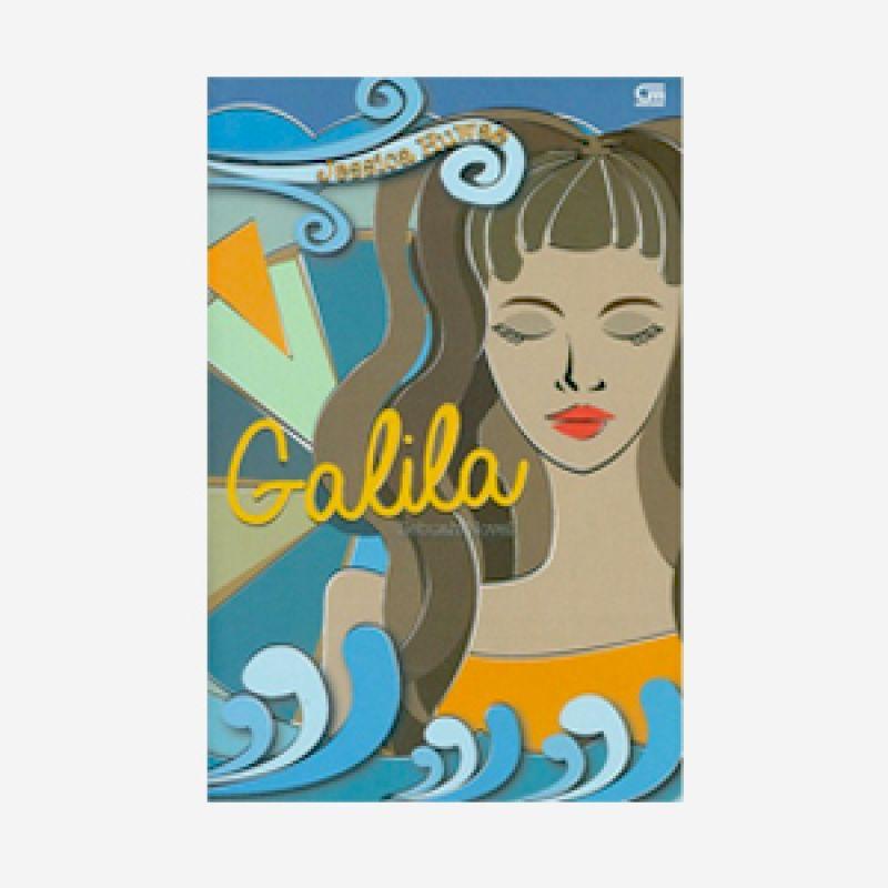 Grazera Galila by Jessica Huwae Buku Fiksi