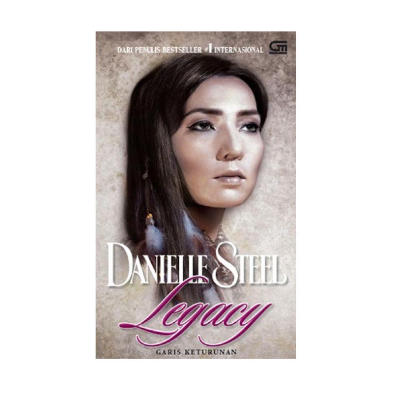 Grazera Garis Keturunan by Danielle Steel Buku Fiksi