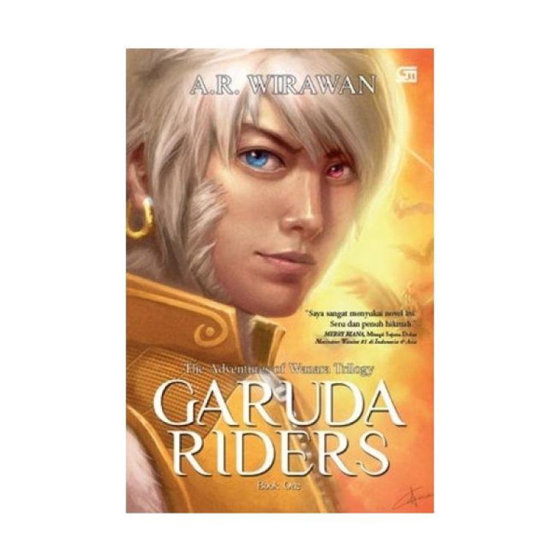 Grazera Garuda Riders by A.R. Wirawan Buku Fiksi