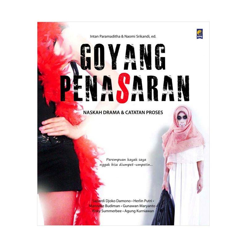 Grazera Goyang Penasaran by Intan Paramaditha Buku Fiksi