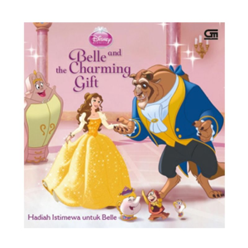 Grazera Hadiah Istimewa Untuk Belle by Disney Buku Fiksi