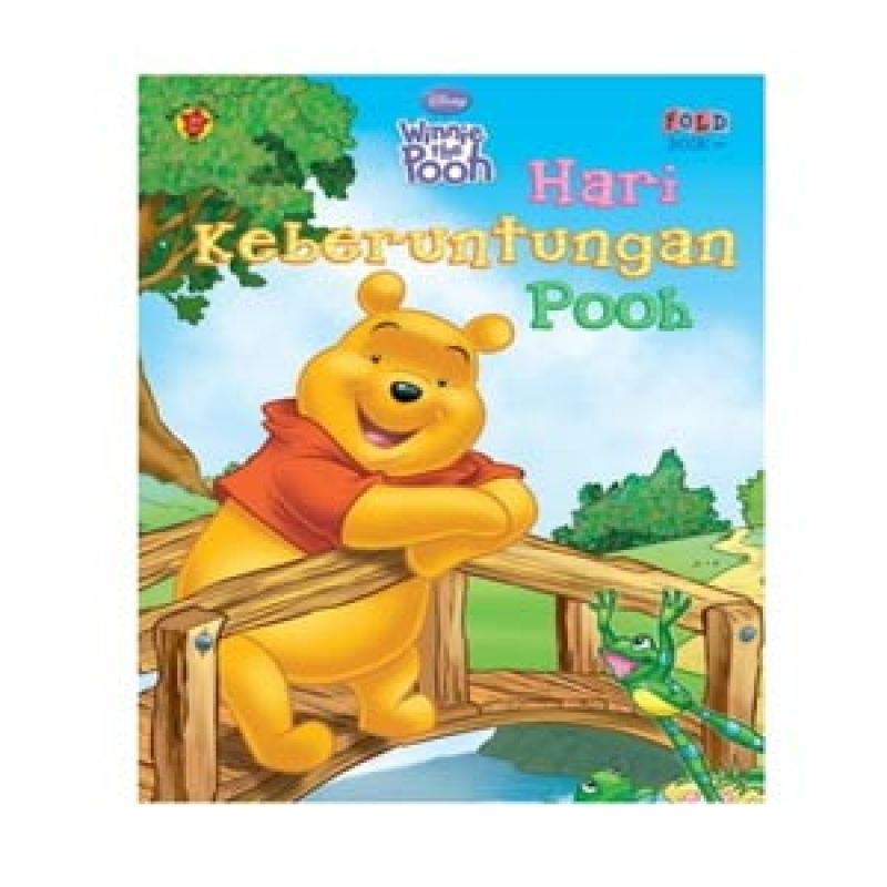 Grazera Hari Keberuntungan Pooh by Disney Buku Fiksi
