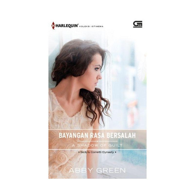 Grazera Harlequin Koleksi Istimewa Bayangan Rasa Bersalah A Shadow of Guilt By Abby Green Buku Fiksi