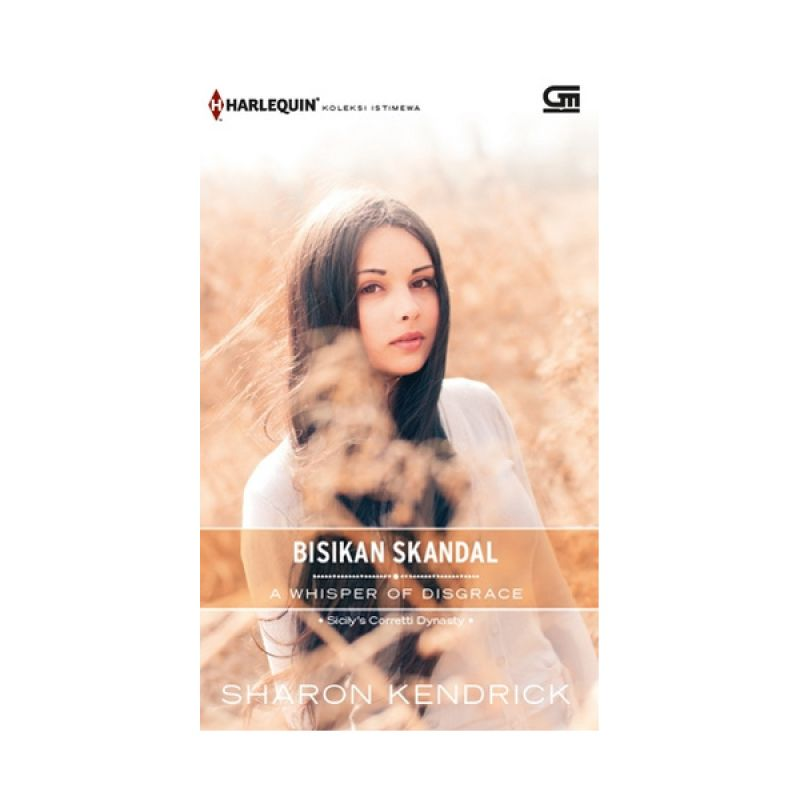 Grazera Harlequin Koleksi Istimewa: Bisikan Skandal By Sharon Kendrick Buku Fiksi