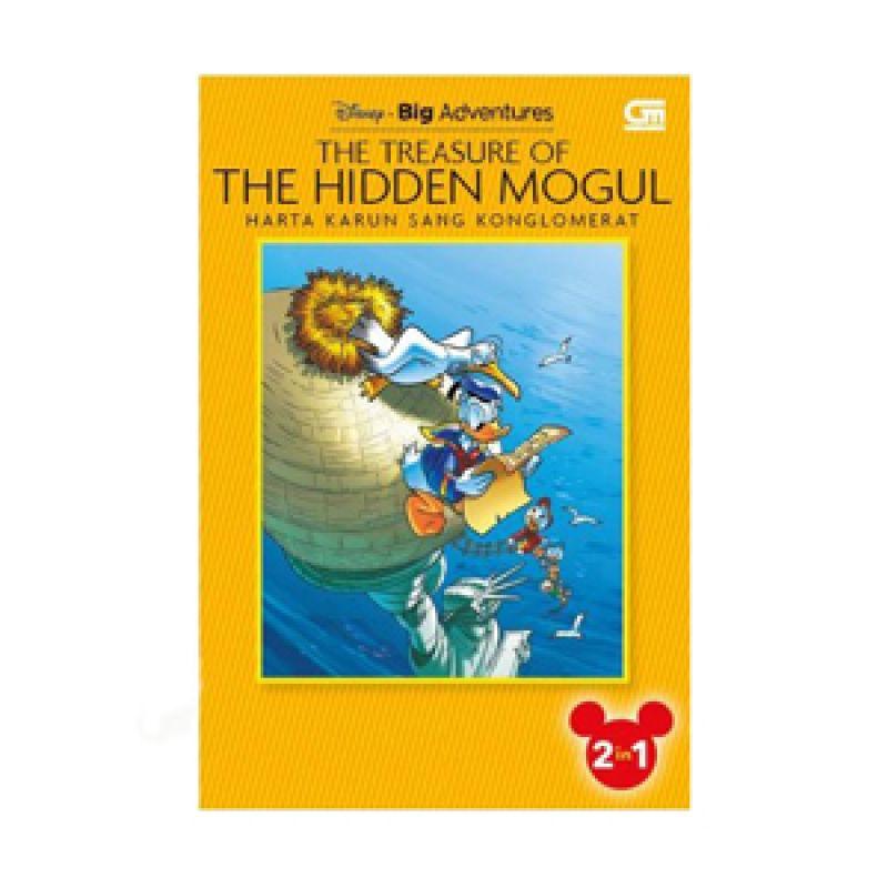 Grazera Harta Karun Sang Konglomerat dan Penjahat Purnama by Disney Buku Fiksi