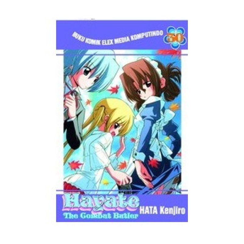 Grazera Hayate the Combat Butler Vol 30 by HATA Kenjiro Buku Komik