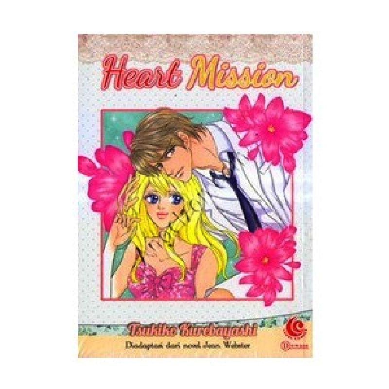 Grazera Heart Mission by Tsukiko Kurebayashi Buku Komik