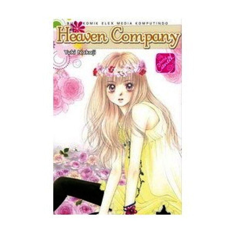 Grazera Heaven Company by YUKI NAKAJI Buku Komik