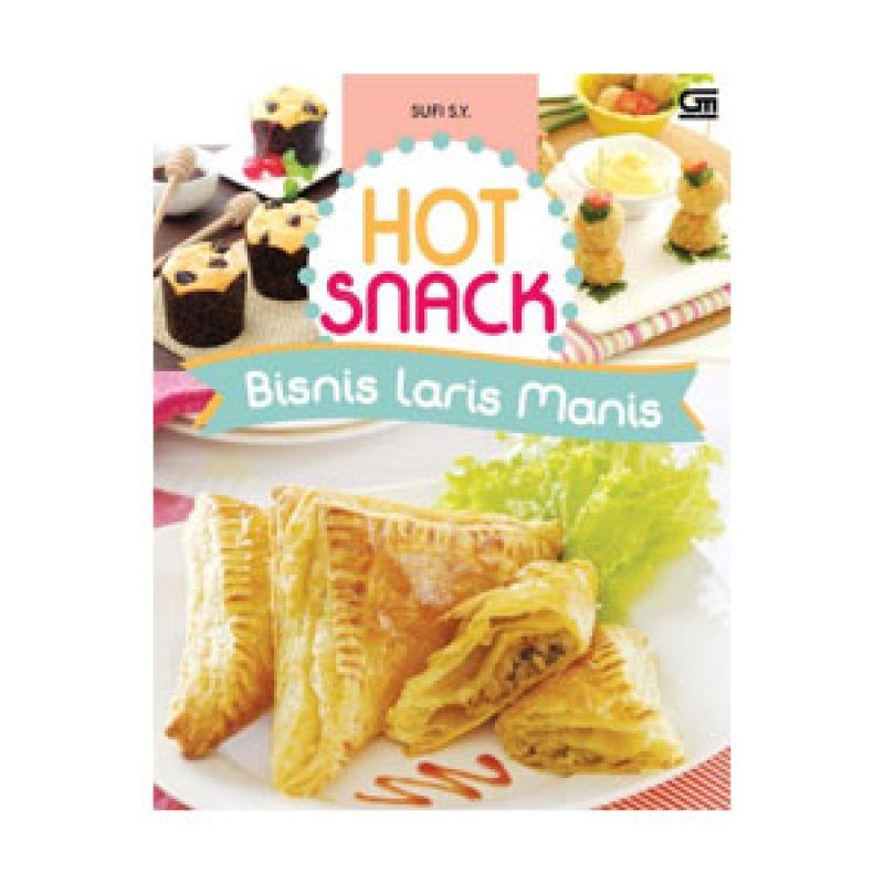 Grazera Hot Snack by Sufi S. Yahyono Buku Resep Makanan